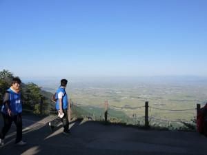 弥彦登山3