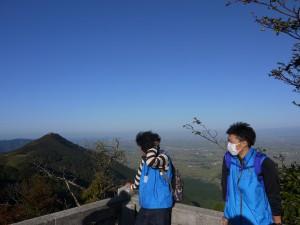 弥彦登山6