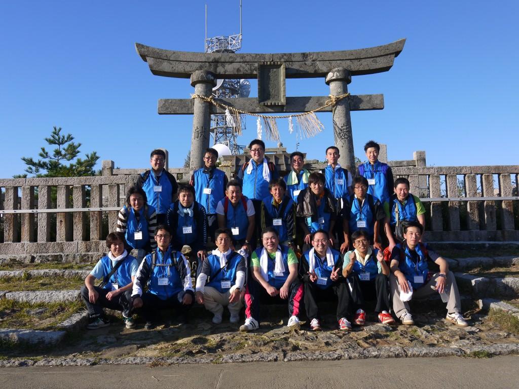 弥彦登山7